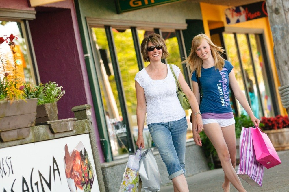 Shopping & Local Specialties