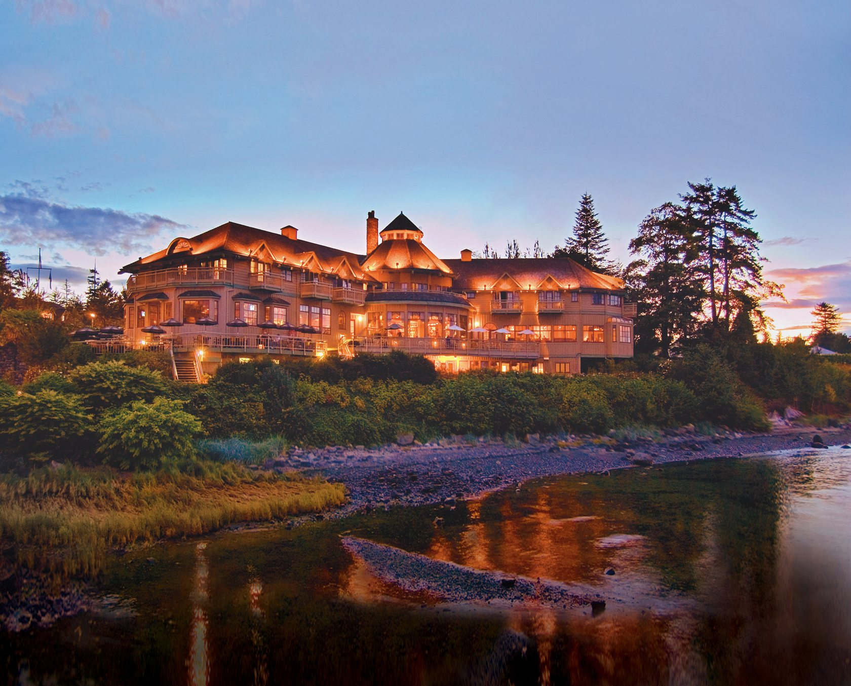 Hotels Destination Campbell River
