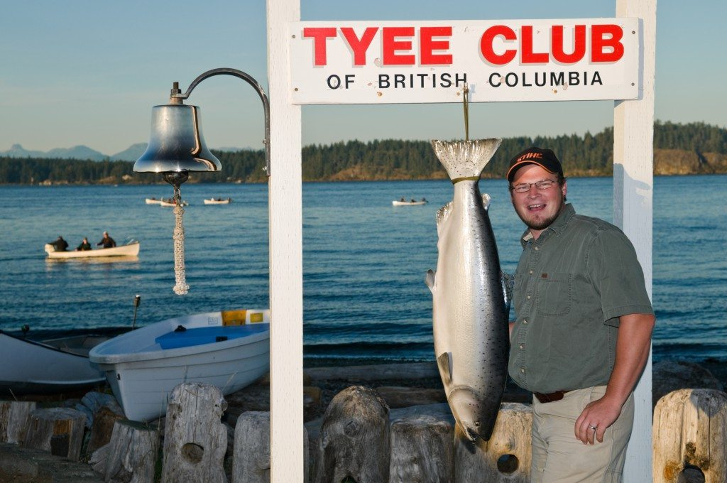 Tyee Club Campbell River