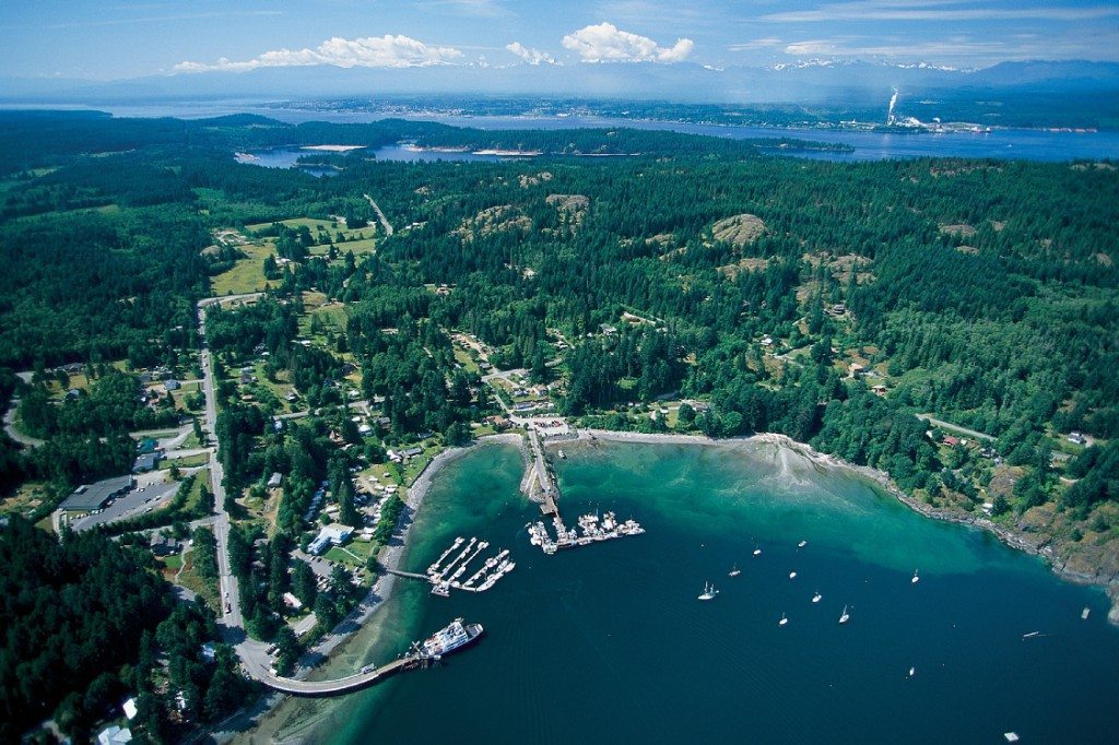 Discovery Islands. Credit: HelloBC