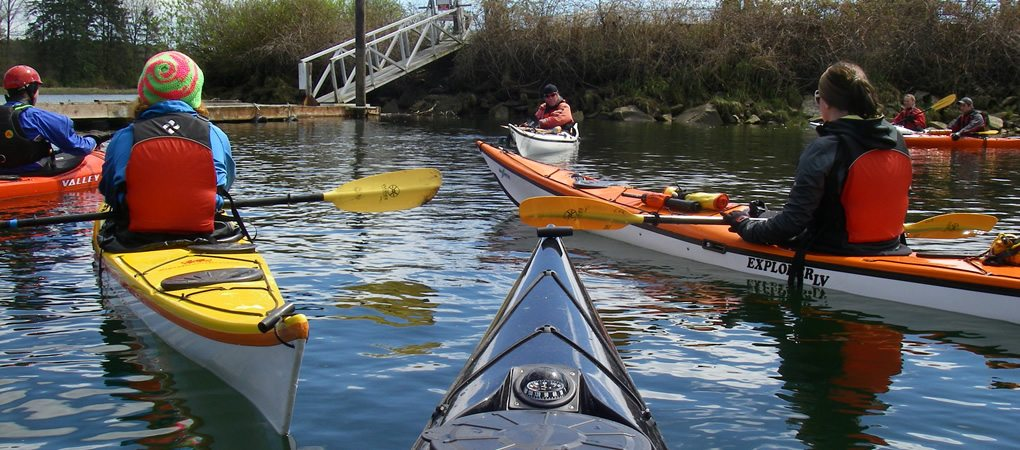Comox Valley Kayaks