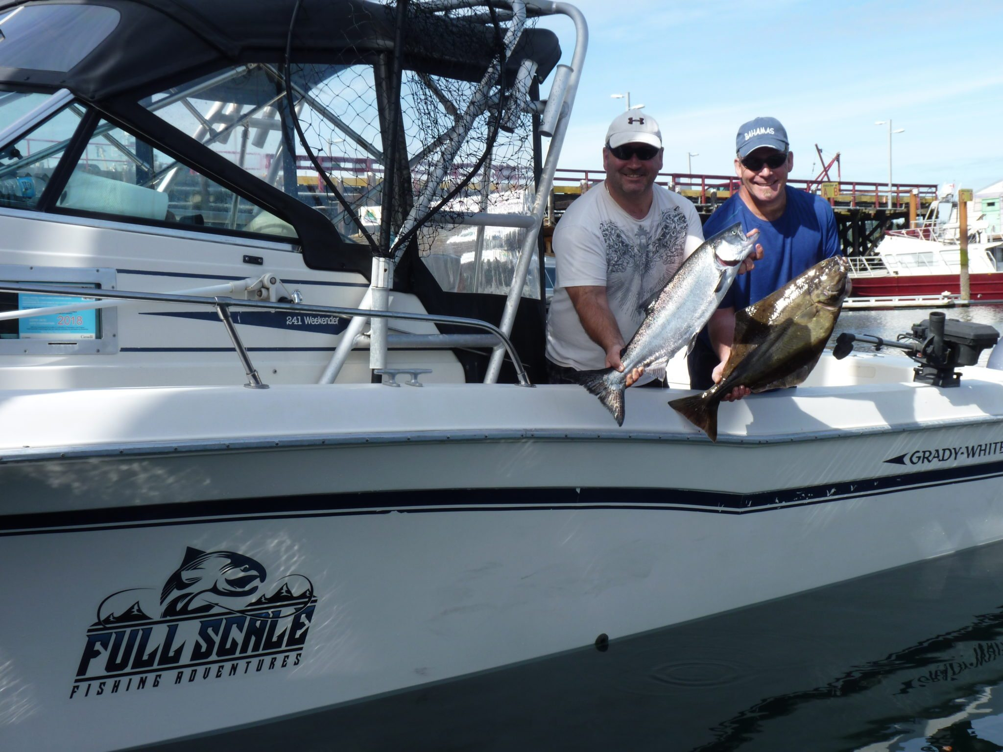 Full Scale Fishing Charters