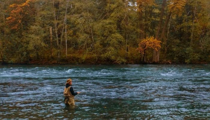 How Many Ways Will You #DiscoverCampbellRiver Fishing This Fall?