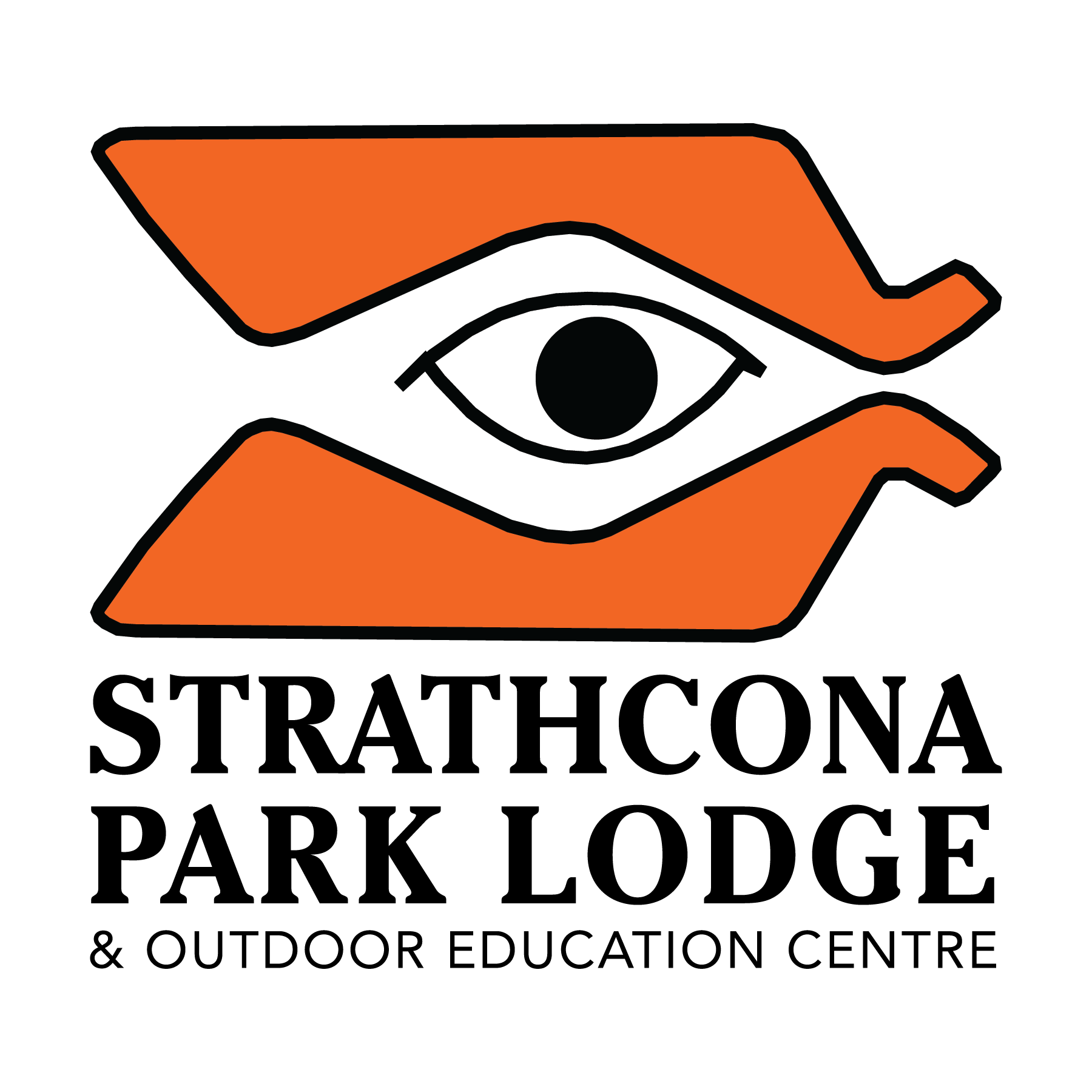 Image result for strathcona park lodge centre logo