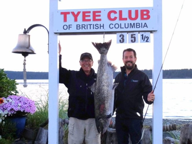 Tyee Club Campbell River - 2018