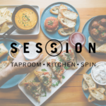 Session Taproom, Kitchen + Spin