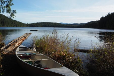 A Paddlers Guide to the Sayward Canoe Route