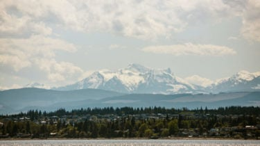 View of Campbell River