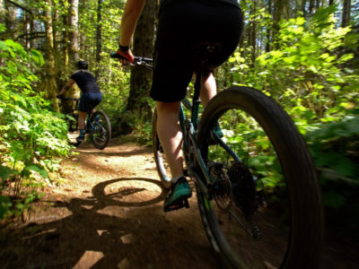 Biking in Campbell River an Introduction