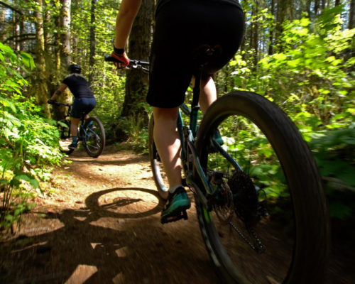 Introduction to Biking in Campbell River