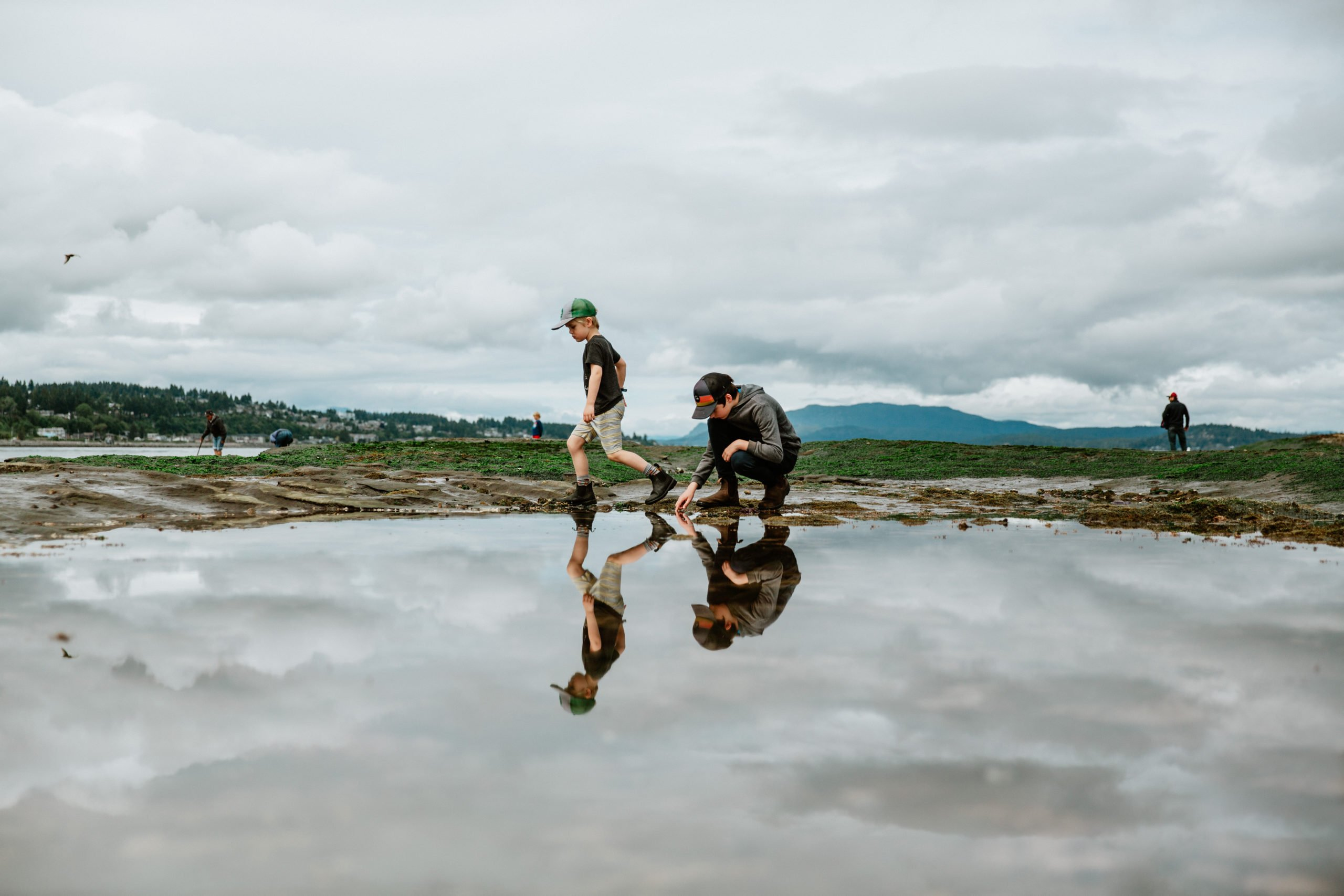Tidepools in Campbell River