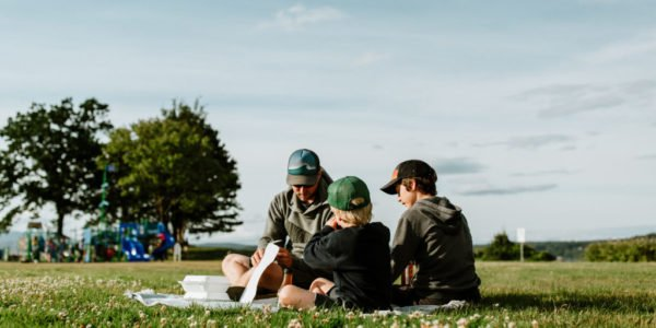 Family Picnic in Campbell River