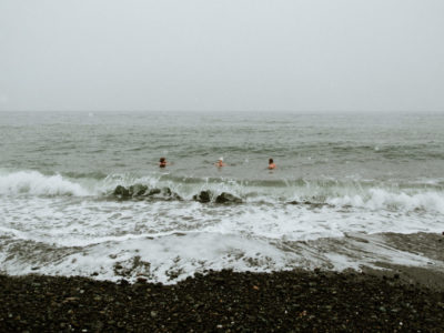 Humans of Campbell River: Ocean Swims