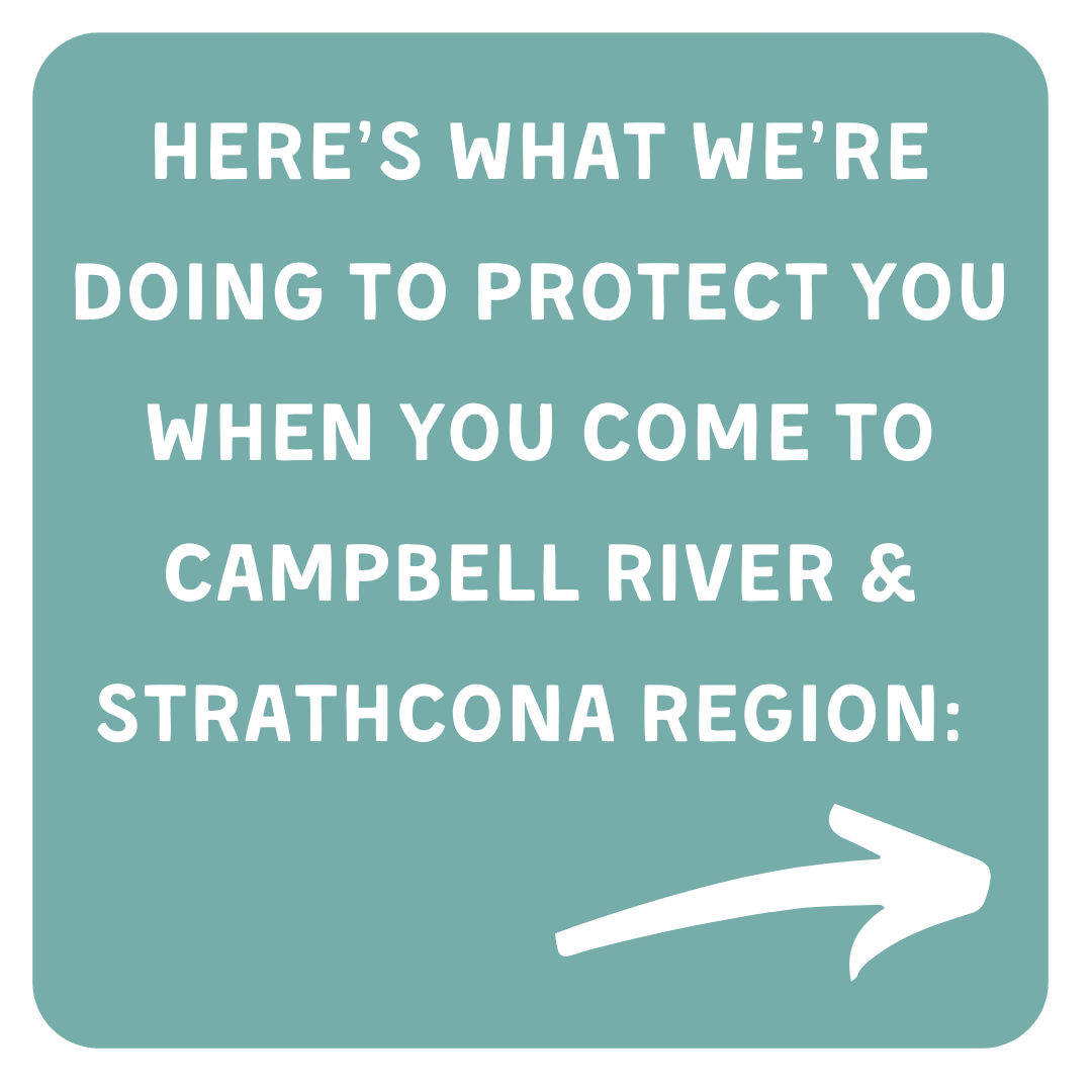 Travelling to Campbell River Safely in 2021