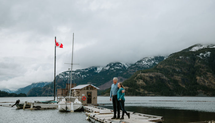 Humans of Campbell River: Strathcona Park Lodge