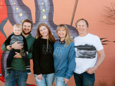 Humans of Campbell River: Mussels and More Pottery