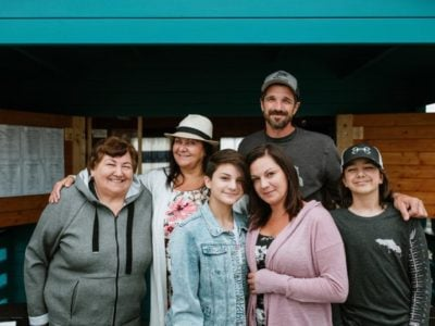 Humans of Campbell River: Seabreeze Take-out