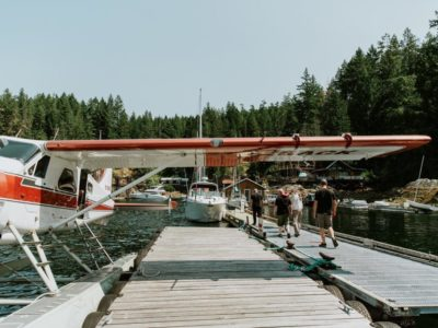 Humans of Campbell River: Corilair Charters